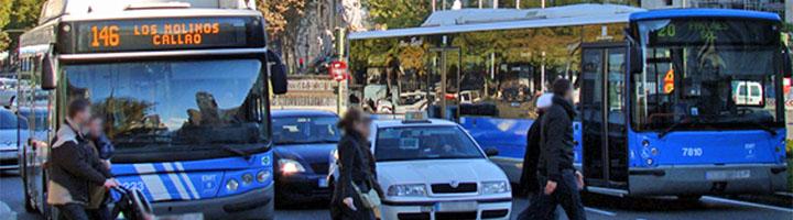 La demanda de transporte urbano de pasajeros registró un incremento del 2% en 2014