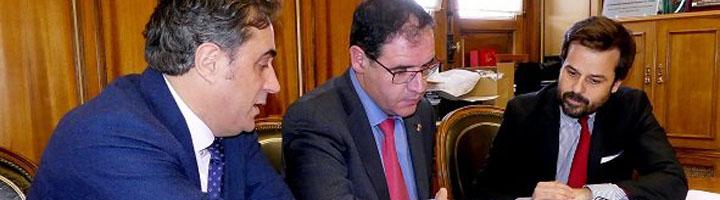 Diputación y Ayuntamiento toman la iniciativa para hacer realidad la mejora de la accesibilidad del Casco Antiguo de Cuenca