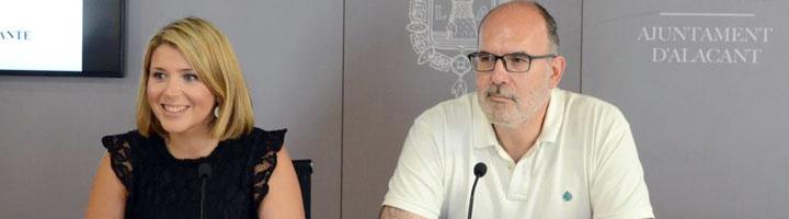 Aprobado el inicio del procedimiento para contratar el mantenimiento de zonas verdes de Alicante