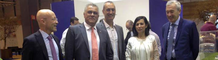 Granadilla de Abona y Sermugran han mantenido diversos encuentros en la Feria Internacional de Medio Ambiente en Madrid