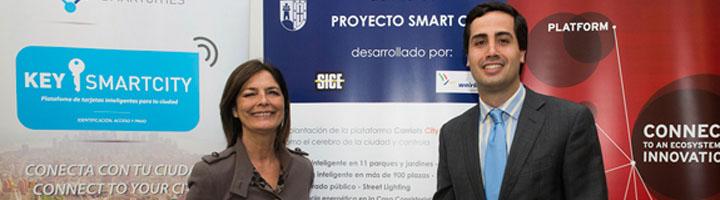 El proyecto Smart City del Ayuntamiento de Pozuelo recibe el premio