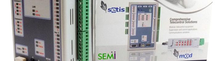 SEMI presenta en MATELEC sus soluciones de Telecontrol
