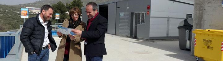 La Junta de Andalucía ha invertido 252.505 euros en el Punto Limpio de Doña Mencía