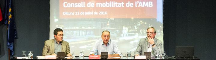 Más de 180 expertos participan en la constitución del consejo de movilidad del AMB