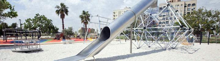 Valencia inaugura el nuevo parque de Malilla, que cuenta con 86 huertos urbanos y tres alquerías históricas rehabilitadas