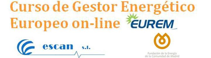 Escan abre el plazo de inscripción al Curso de Gestor Energético Europeo