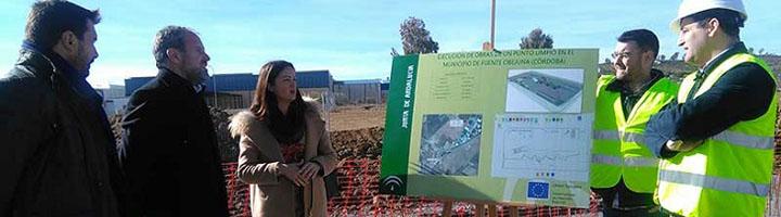 Adjudicada la construcción del punto limpio de recogida de residuos urbanos de Torredonjimeno