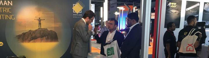Amplia presencia de empresas españolas en la feria Light Middle East