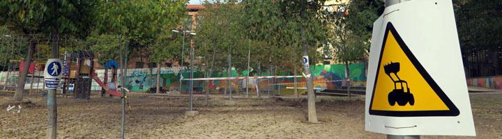 Madrid rehabilita el parque Casino de la Reina para mejorar las zonas verdes del distrito Centro