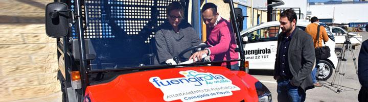 Fuengirola destina más de 165.000 euros a la incorporación de nuevos vehículos para Playas y Obras e Infraestructuras