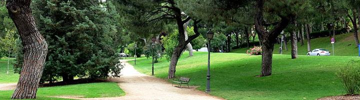 Inversiones sostenibles para mejorar las zonas verdes de Madrid