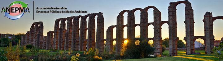 ANEPMA celebrará en noviembre las XXIV Jornadas Técnicas de Medio Ambiente en Mérida (Badajoz)