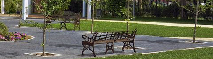 En construcción tres nuevos parques en Torrejón de Ardoz, siendo ya 90 los parques nuevos y reformados