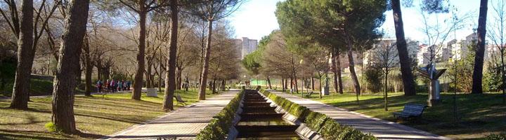 Cáceres instala un novedoso sistema de telegestión del riego en zonas verdes