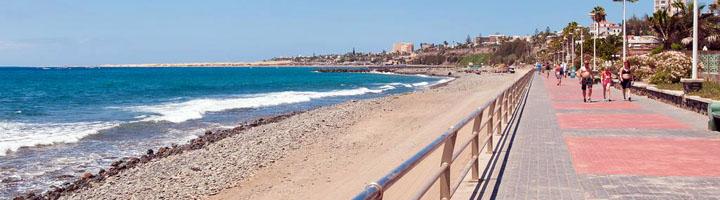 El MAGRAMA saca a licitación el proyecto para renovar un tramo del paseo marítimo de Costa Canaria, en San Bartolomé de Tirajana