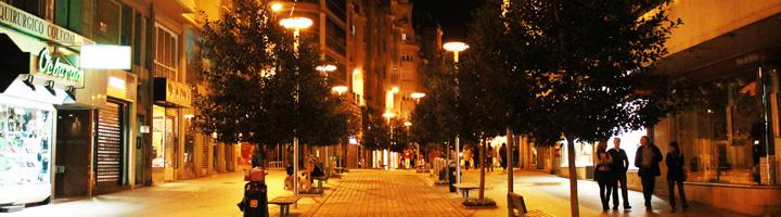 Renovadas ya cerca de 3.000 luminarias dentro del proceso de implantación del nuevo alumbrado de Santander