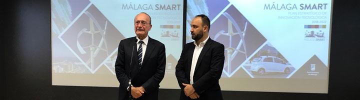 204 proyectos para la consolidación de Málaga como ciudad innovadora, tecnológica e inteligente