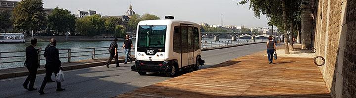 Alstom invierte en EasyMile, una start-up dedicada al desarrollo de microbuses eléctricos y autónomos