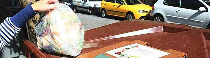 Valencia pretende implantar la recogida selectiva de materia orgánica para compostar y utilizar de abono