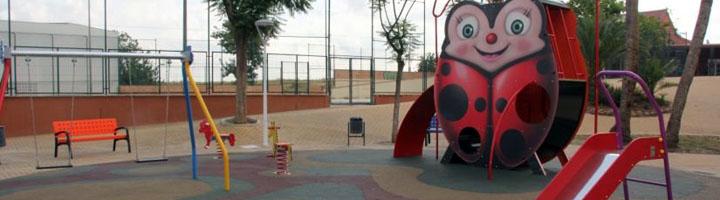 Manises renueva sus parques y jardines