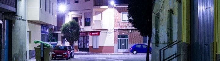 El alumbrado público de Mora mejora su eficiencia energética