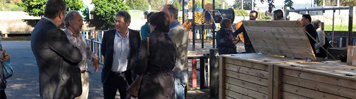 Pontevedra instalará 300 compostadores modulares en los barrios de Monte Porreiro y Campolongo