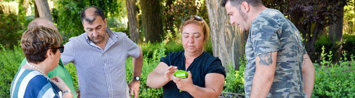 Tomelloso apuesta por el mantenimiento sostenible de las áreas verdes de la ciudad