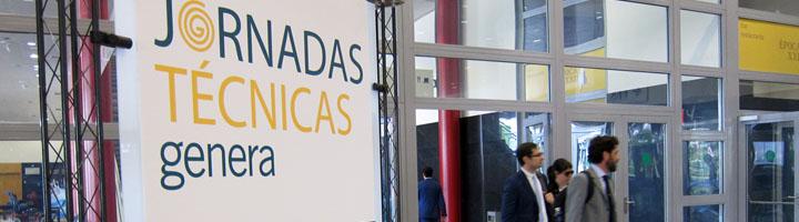 Las asociaciones del sector de la energía organizan varias Jornadas Técnicas en GENERA