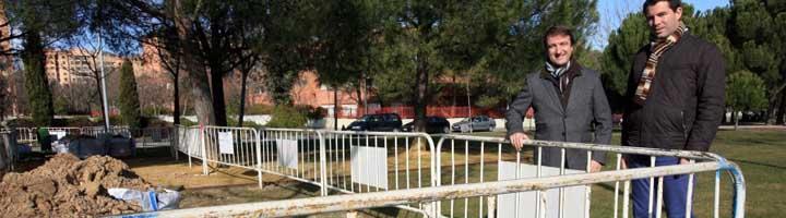 El Gobierno Municipal regará con agua reciclada los parques y jardines de Tres Cantos a partir de este verano
