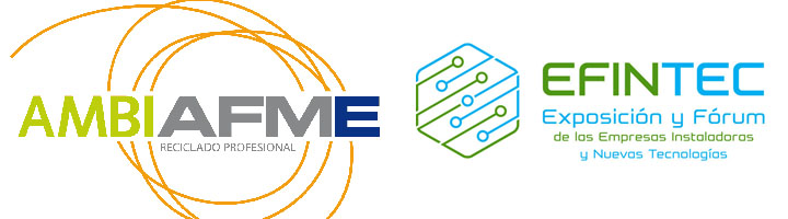AMBIAFME impartirá en EFINTEC una sesión técnica sobre el reciclado de material eléctrico