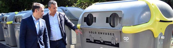 Santa Cruz de Tenerife instala 296 nuevos contenedores de residuos en el municipio