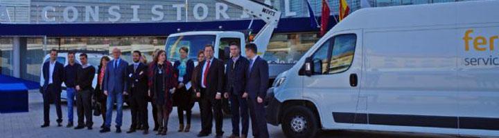 Ferrovial Servicios crea el primer centro de atención de alumbrado público en Murcia