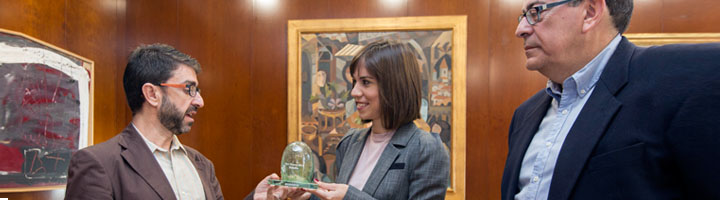Gandia recibe el premio