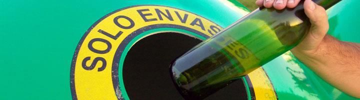 Girona aumenta un 8,59% el reciclaje de envases de vidrio en el último año