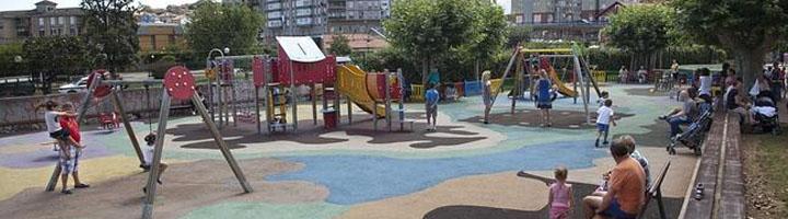 Palencia pone en marcha el I Plan Integral de Mejora de las Zonas Infantiles