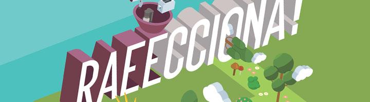 Medio Ambiente y los SCRAP presentan RAEECCIONA, la nueva campaña de gestión de Residuos de Aparatos Eléctricos y Electrónicos