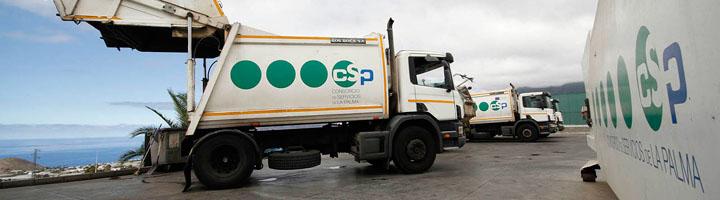 La Palma, referente en la gestión y tratamiento de residuos en Canarias