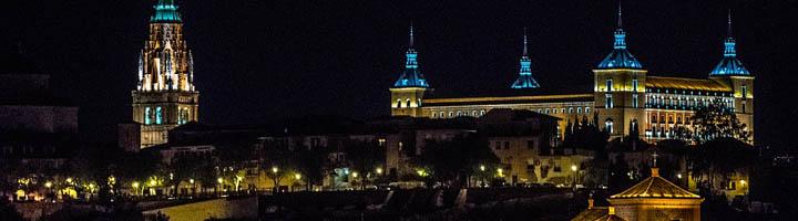 Toledo aprueba inversiones para la mejora del alumbrado público y artístico y fuentes ornamentales