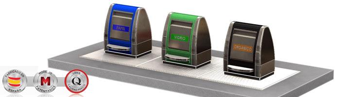Sanimobel presenta su nueva linea de contenedores