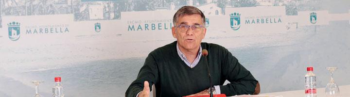 Marbella destinará este año 4,6 millones de euros de los fondos EDUSI al desarrollo de proyectos de Obras y Parques y Jardines