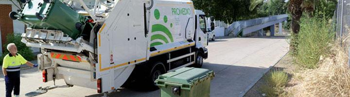 Promedio se hace cargo de la recogida de los residuos orgánicos y envases en Aceuchal