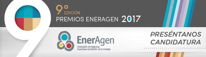 ENERAGEN convoca la 9ª edición de los Premios Nacionales de Energía
