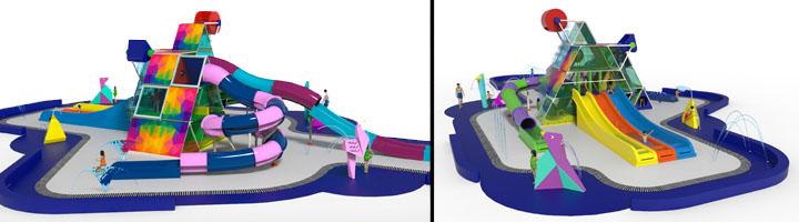 Amusement Logic lanza un nuevo parque interactivo: El Pyramyd