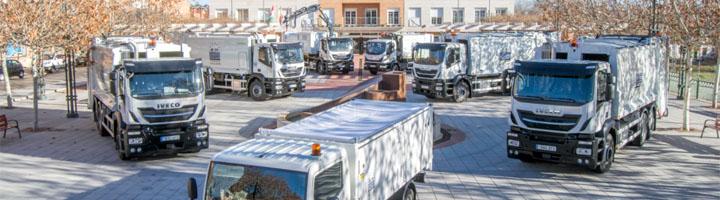 La Mancomunidad Vega del Henares renueva la flota de vehículos del servicio de recogida de residuos