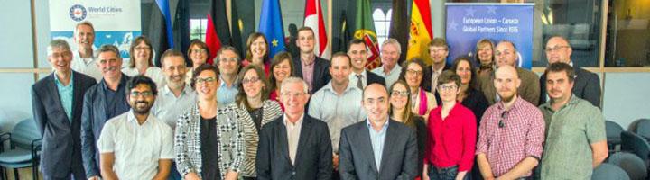 Concluye el proyecto de cooperación técnica Worldcities EU-Canada