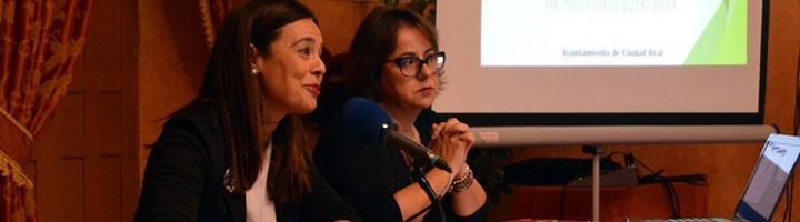 Ciudad Real presenta el Plan Integral de Limpieza Viaria y Recogida de Residuos 2016-2019