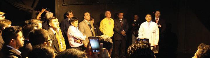 INER inaugura el primer laboratorio de luminotecnia de Ecuador