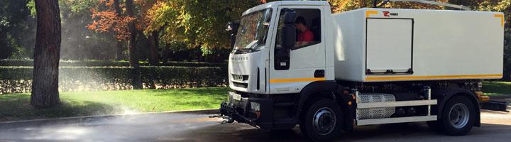FENIKS mostrará en TECMA sus últimas innovaciones para la limpieza de la ciudad