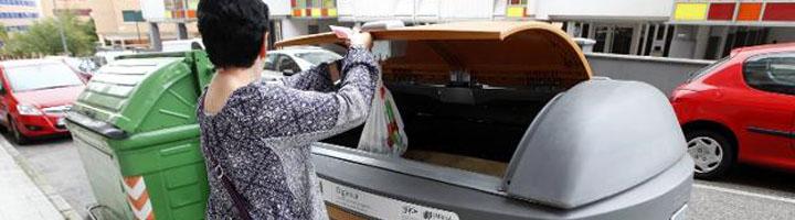La separación para el reciclaje en Gijón crece en el primer trimestre de 2019 y alcanza el 30% de los residuos