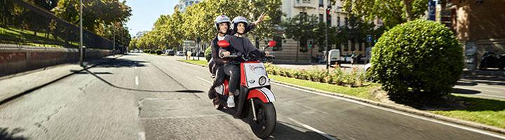 ACCIONA despliega más de 1.000 motos eléctricas en Madrid en su apuesta por la movilidad sostenible